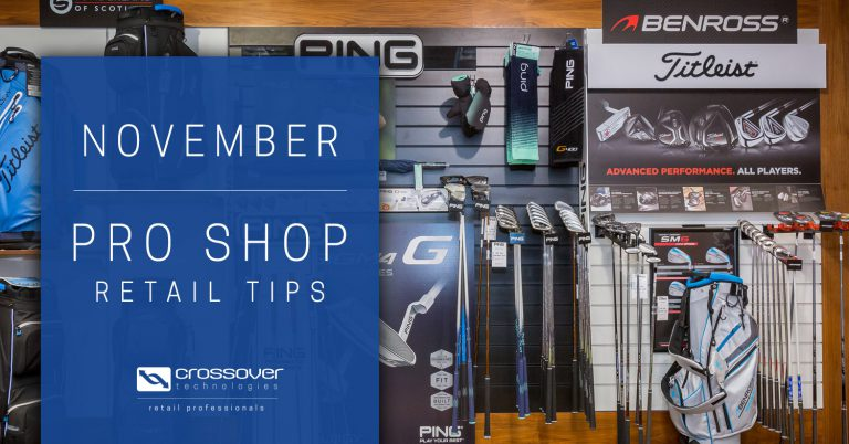 Retail advice for pro golf shops