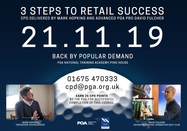 November return of sell-out retail CPD
