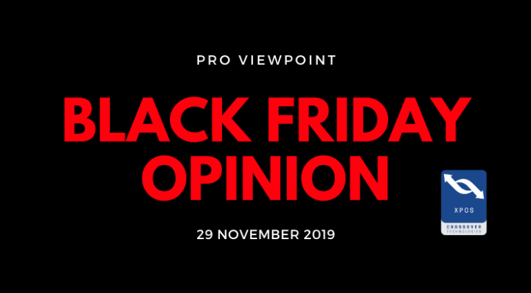 black Friday tips for golf retailers