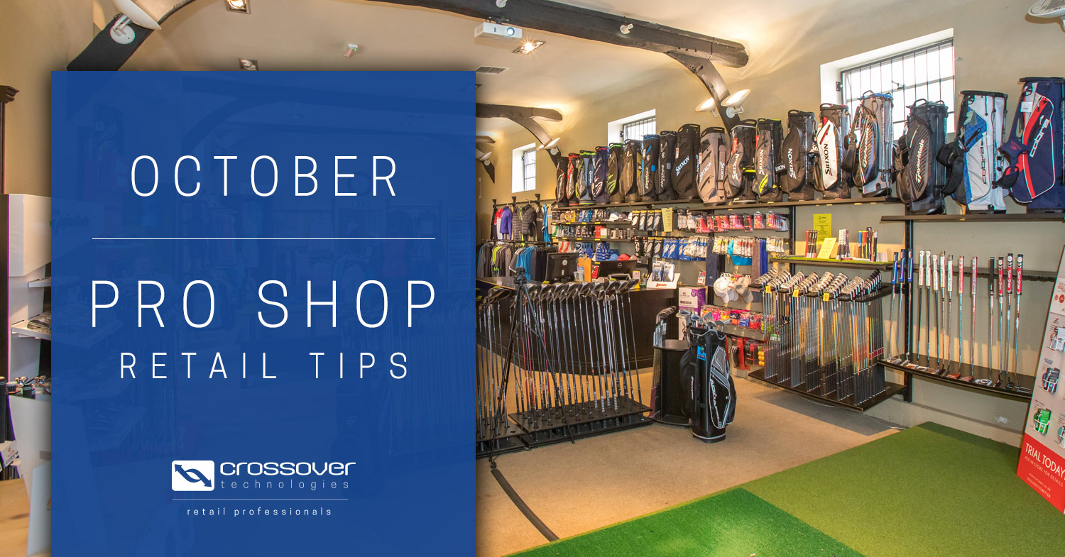 Retail Advice for October