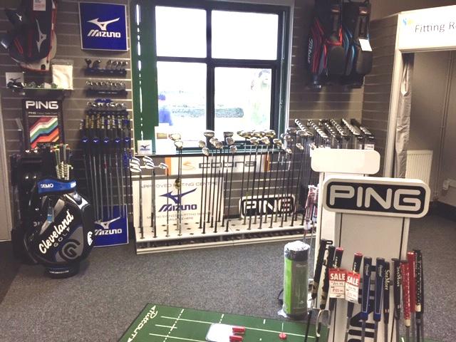 belton park golf club pro shop