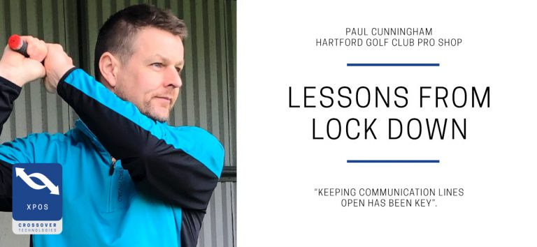 lessons from lock down Paul Cunningham