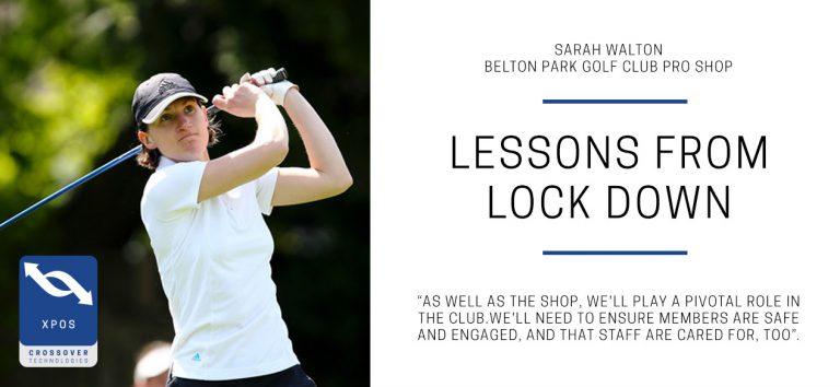 sarah walton lessons from lockdown
