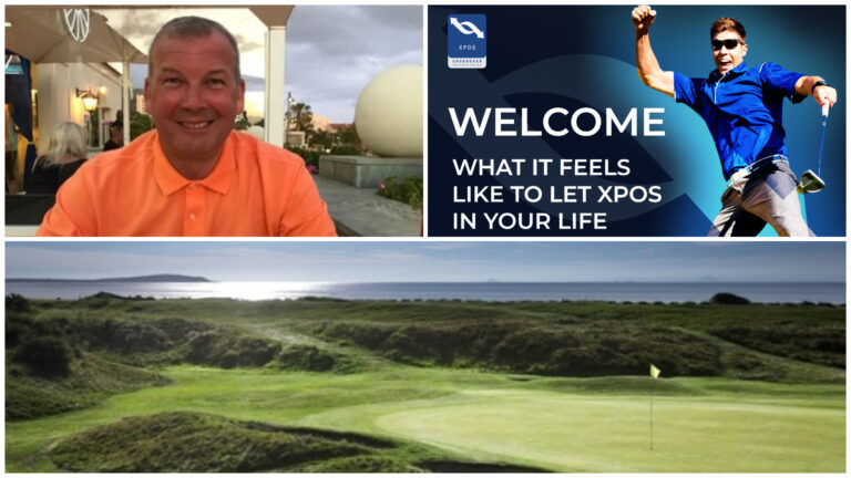 Welcome to XPOS Leven Links golf club