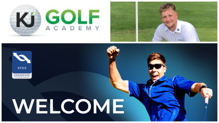 welcome to XPOS, KJ Golf Academy