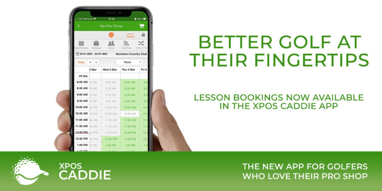 Online lesson bookings with proagenda.com